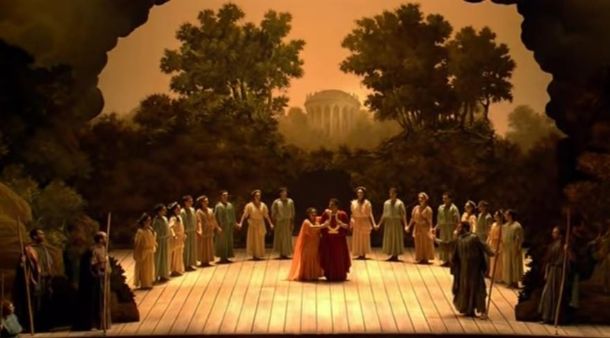 オペラ「オルフェオ」