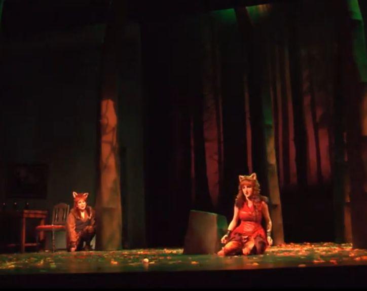 利口な女狐の物語 (ヤナーチェク)