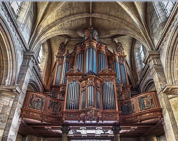 バッハ トッカータとフーガ BWV565(有名なオルガン作品集)